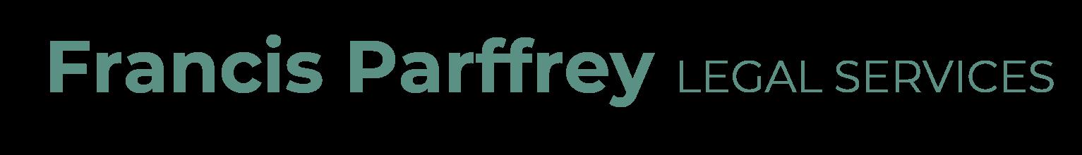 Francis Parffrey Legal Services
